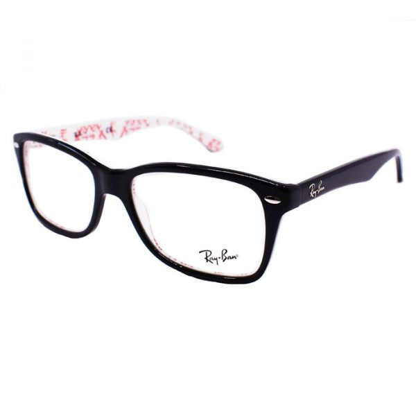 299fd73a19 RAYBAN RB5228 5014 5517 NEGRO | Opticas Franklin