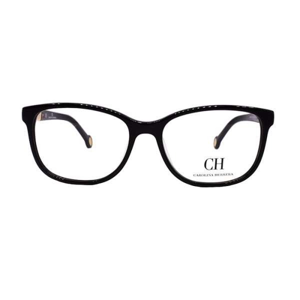 494b7ae651 CAROLINA HERRERA VHE760 0700 5316 NEGRO | Opticas Franklin