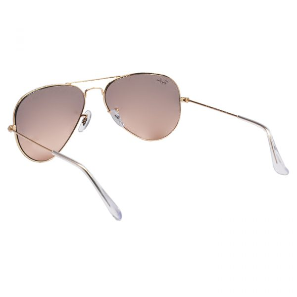 AVIATOR RB3025 001 3E 5814 GOLD BRONZE4