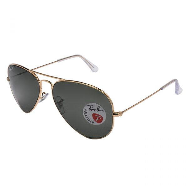 AVIATOR RB3025 001 58 5814 GOLD2