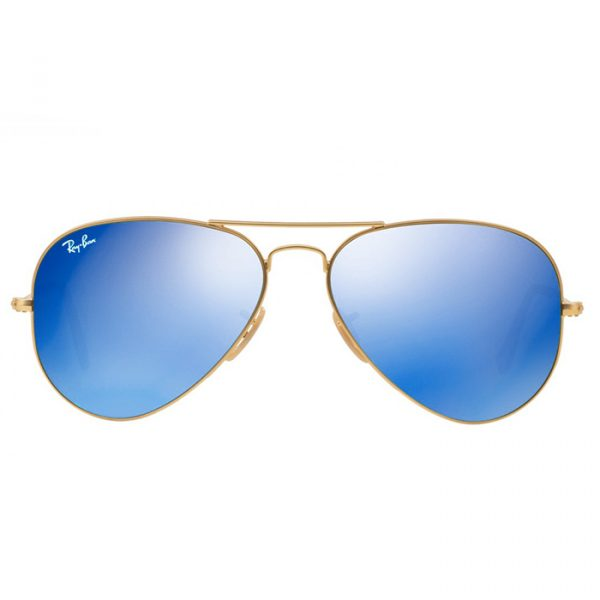 AVIATOR RB3025 112 17 5814 GOLD BLUE1