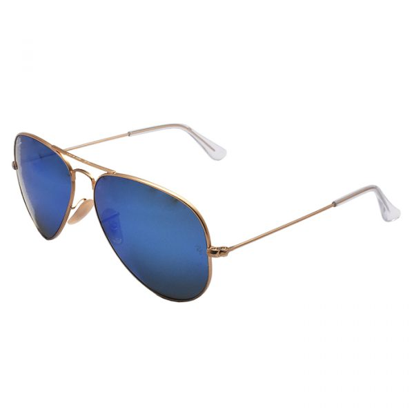 AVIATOR RB3025 112 17 5814 GOLD BLUE2